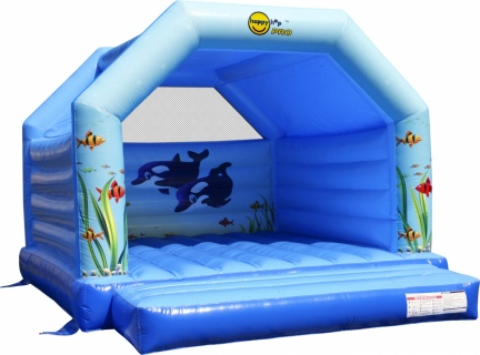 Aqua Super Bouncer