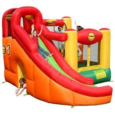 The Jump & Climb Bouncer
