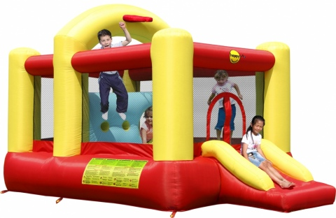 Multifunctional Bouncer