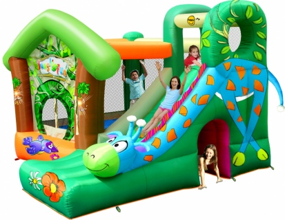 The Safari Jumping  Castle