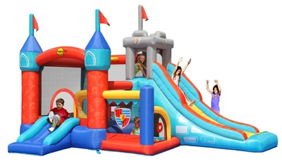 King and Queens Jumping Castle