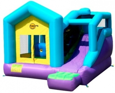 The Climb and Slide Bouncer