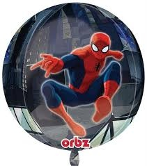 Spiderman Orbz